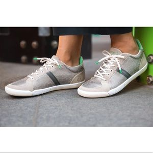 PLAE Prospect Low Top Sneaker Stone Unisex
